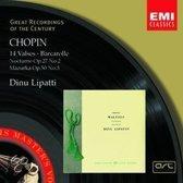 Chopin: 14 Waltzes, etc / Lipatti