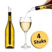 Wijnkoeler - Koelstaaf - Icestick - Wijnfleskoelstaaf - 4 stuks