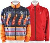 Australian - Reversible Jacket - Heren - Rood - Maat 42