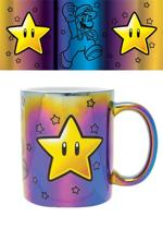Nintendo - Super Mario Star Power Iridescent Mug