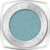 L'Oréal Paris Color Infallible - 031 Innocent Turqoise - Blauw - Oogschaduw