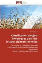 Classification d'Objets Biologiques Dans Des Images Bidimensionnelles