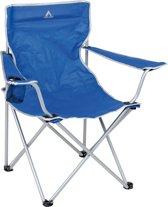Camp Gear - Kampeerstoel - Opvouwbaar - Blauw