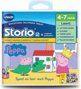 VTech Storio 2 - Game - Peppa Pig