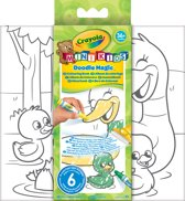 Mini Kids - Doodle Magic Kleurboek