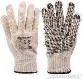 Silverline Enkelzijdig gestipte handschoenen