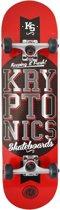 Skateboard Star Krypto: Fresh 79 cm/ABEC5 (9915532-FRESH)