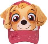 Nickelodeon Pet Skye Paw Patrol Junior Rood Maat 48-51