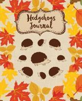 Hedgehogs Journal