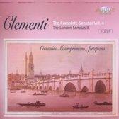 Clementi: The Complete Sonatas Vol.Iv