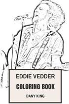 Eddie Vedder Coloring Book