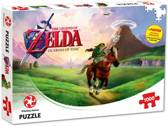 Asmodee The Legend of Zelda Ocarina of Time Puzzle 1000 pc -