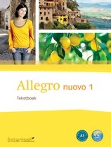 Allegro nuovo 1 tekstboek + online mp3's