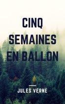 Cinq Semaines En Ballon (Annotée)