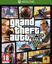 Grand Theft Auto 5 (GTA V) (French, Nederlands) Xbox One
