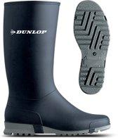 Dunlop Blauw regenlaarzen maat 36