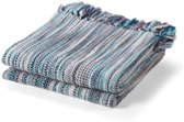 Dutch Decor Plaid Sunil 130x180 cm blue
