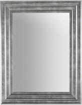 LaForma Spiegel Licchi - Zilverkleur - 89x69cm