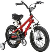 Royalbaby Freestyle - Fiets - Jongens - Rood - 12 Inch