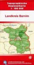 Landkreis Barnim 1 : 100 000