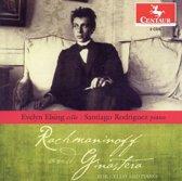 Rachmaninoff and Ginastera for Cello and Piano