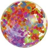Moses Stuiterbal Met Licht Confetti 6,5 Cm