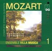 Complete String Quintets Vol.1:Kv17