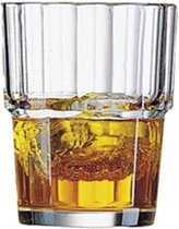 Arc International Norvege Tumbler - Hardglas - 0.20 l - 6 stuks