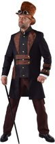 "Steampunk heer ""Charly"" L-XL - Heren kostuum, broek en jasje"