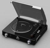 GPO STYLO zwart platenspeler met ingebouwde speakers