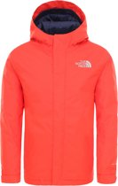 The North Face Snow Quest Jacket Kids Wintersportjas - Fiery Red - Maat 152