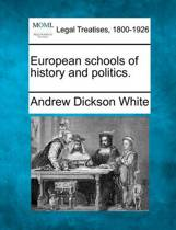 European Schools of History and Politics.