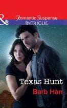 Texas Hunt (Mills & Boon Intrigue) (Mason Ridge, Book 3)