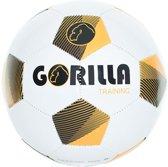 Gorilla Training Training Voetbal Pvc Junior Wit Maat 5