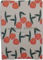 Fabienne Chapot - Notitieboek a5 'Peach'