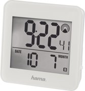Hama Radio Controlled Alarm Clock RC610