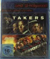Armored / Takers (Blu-Ray)