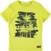 Name it Jongens T-shirt - Lemon Tonic - Maat 122-128