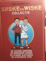 Suske en Wiske Lecturama collectie de delen 236 t/m 239