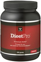 Nutri Dynamics Dieet Pro Plus Aardbei Stevia - 400 gr - Eiwitshake