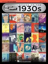 Songs of the 1930s - The New Decade Series
