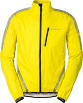 VAUDE Luminum Performance Jas Heren, canary Maat S