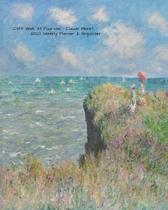 Cliff Walk At Pourville - Claude Monet 2020 Weekly Planner & Organizer: A Monthly and Yearly Calendar