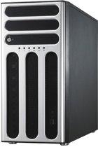 ASUS TS700-X7/RS8 Intel C602 LGA 2011 (Socket R) 5U Zwart, Zilver
