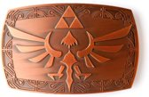 Nintendo - Zelda Copper Patina Buckle