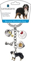 Little Gifts sleutelhanger Bernese Mountain Dog / Bernese Bouvier gekleurd