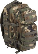 US Assault pack Molle rugzak woodland 25 L