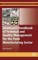 Swainson's Handbook of Technical and Quality Management for the Food Manufacturing Sector