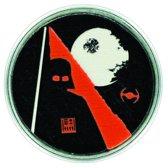 Star Wars™ Clicks - Darth Vader Death star black & red