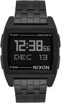 Nixon Base All Black Horloge A1107-001